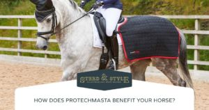 How does protechmasta benefit your horse