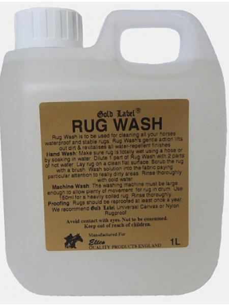 Elico Rug Wash